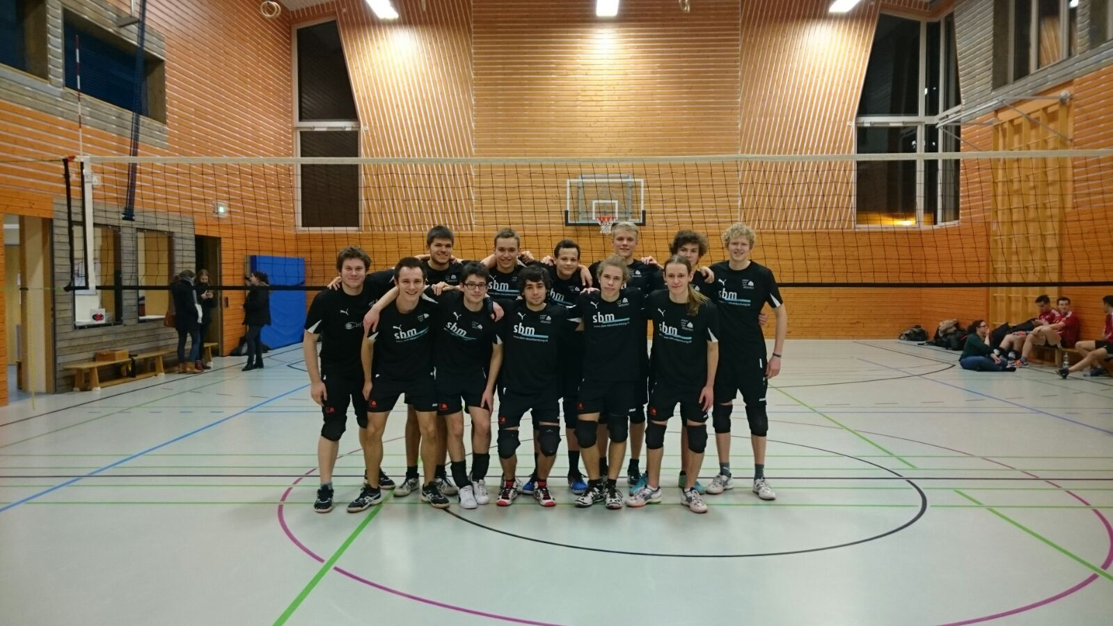 Herren Aktive Volleyball2016 17